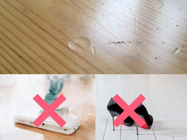 9-Dinge-die-Sie-niemals-mit-Ihrem-Holzboden-machen-sollten