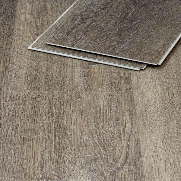 Muster zu Artikel #295344 Vinylboden Chios Eiche 407 dunkelgrau