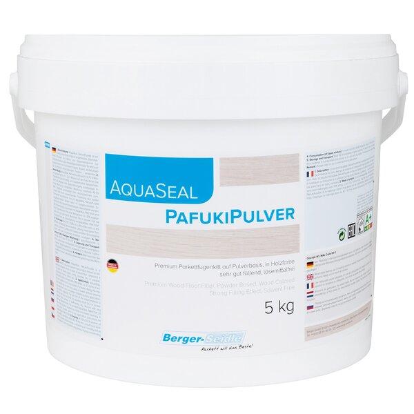 AquaSeal Pafuki Pulver - Farbe Eiche 5 kg