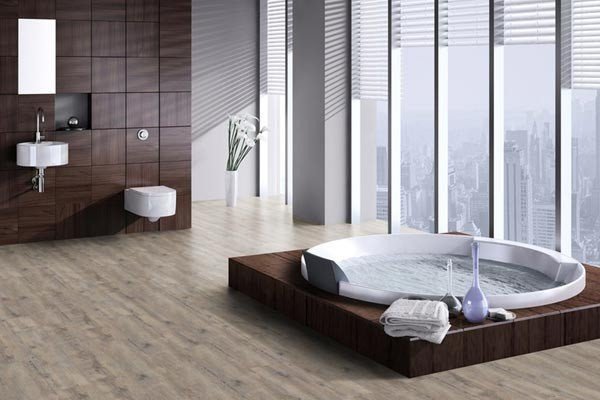 Hervorragend Vinylboden – Bodenbelag für Küche & Badezimmer | Blog VI55