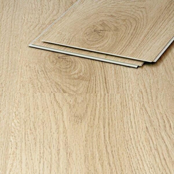 Muster zu Artikel #295332 Vinylboden Algarve Eiche 401 hellbraun