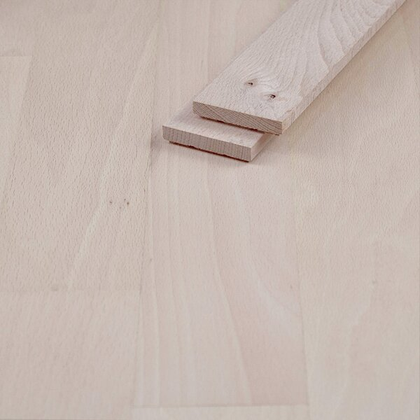 Lamparkett Buche ungedämpft Struktur lose Stäbe 250x50x10mm Upfloor