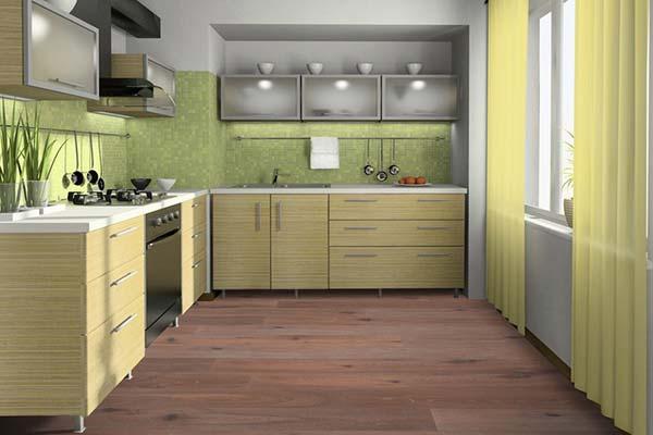 Parkett in der Küche - geht das? | Blog