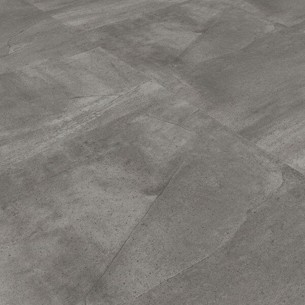 Vinylboden Beton grau