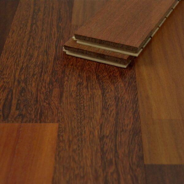 Muster zu Artikel #167396 Einzelstabparkett Rahon Cumaru roh Nut/Feder 11mm Natur