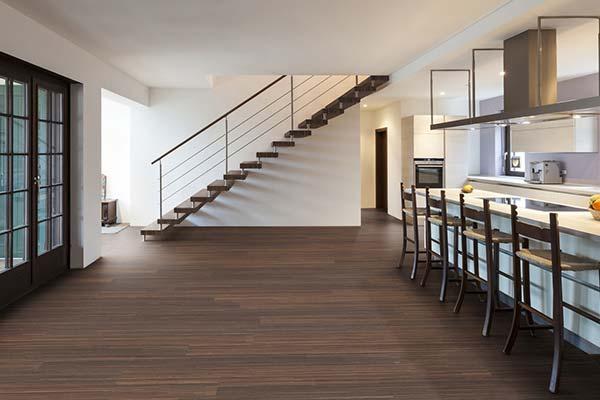 Holzfußboden In Küche ~ Parkett in der küche geht das