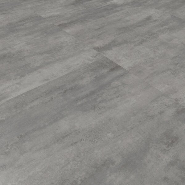 Muster zu Artikel #295518 Klebevinyl Beton 936 dunkelgrau 2,5mm massiv TAMI TLE