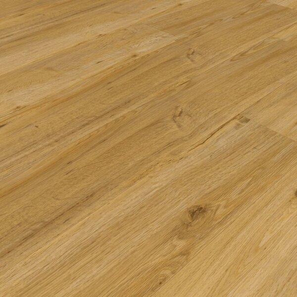Muster zu Artikel #295552 Vinylboden Rem 415 Eiche braun SPC-Träger