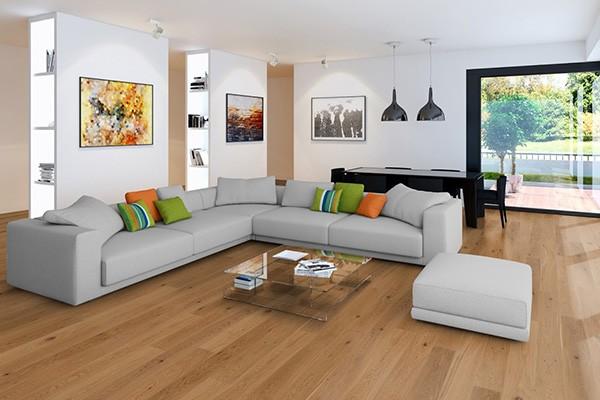 Welcher Bodenbelag für das Wohnzimmer? | Blog