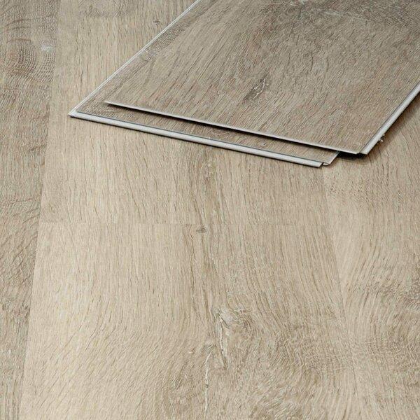 Muster zu Artikel #295348 Vinylboden Cres Eiche 409 grau-braun