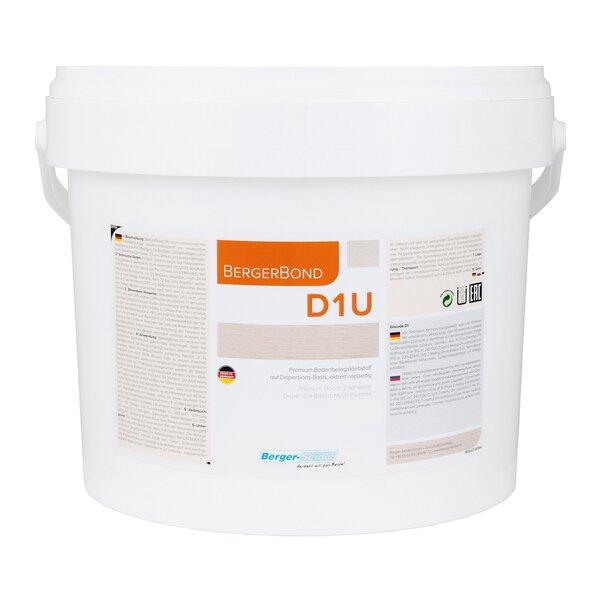 Vinylboden Dispersionsklebstoff 1K - BergerBond D1U 14 kg