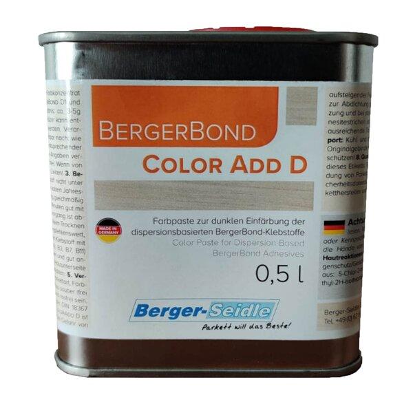 Berger-Seidle BergerBond ColorAdd D