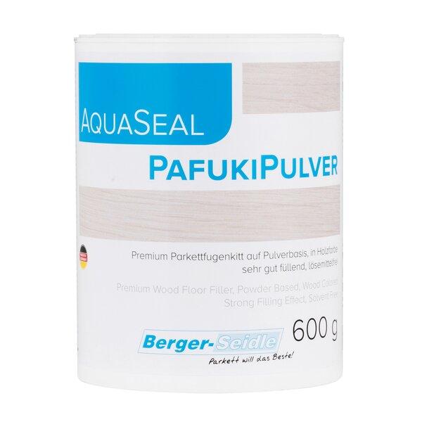 AquaSeal Pafuki Pulver - Farbe Eiche 0,6 kg