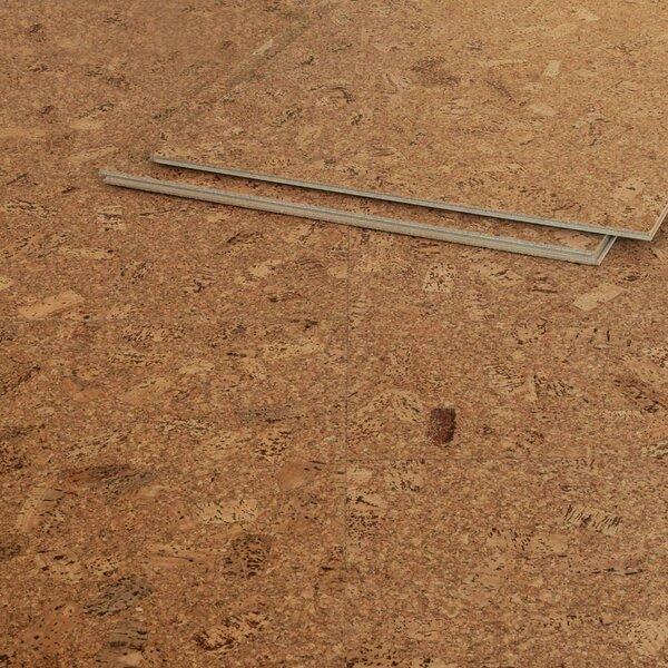 Muster zu Artikel #287030 Korkboden Kalahari marmoriert HotCoating Klicksystem 10,2mm CorCasa