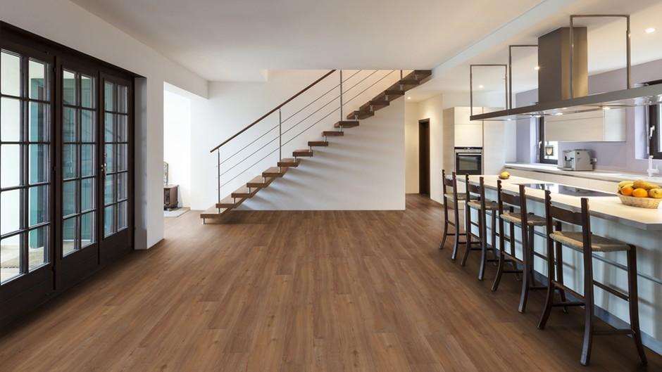 Vinylboden in der Küche | Parkett Direkt Ratgeber