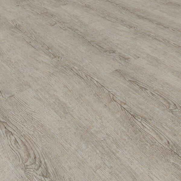 Muster zu Artikel #295338 Vinylboden Ikaria Eiche 404 grau